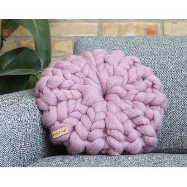 Chunky Pude - Lavendel - Merinould